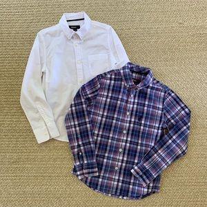 Boys Johnnie-O Button Down Shirts - Bundle of 2